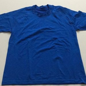 Lululemon Metal Vent Tech S Sleeve Royal Blue M